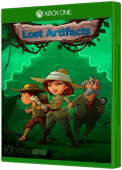 Lost Artifacts Xbox One Cover Art