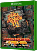 Double Dragon III: The Sacred Stones Xbox One Cover Art