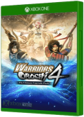 WARRIORS OROCHI 4 - Ultimate Upgrade Pack Xbox One Cover Art