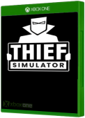 Thief Simulator Xbox One Cover Art