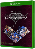Kingdom Hearts HD 2.8 Final Chapter Prologue Xbox One Cover Art