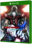 Devil May Cry 4: Special Edition Xbox One Cover Art