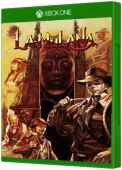 LA-MULANA Xbox One Cover Art