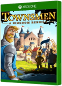 Townsmen: A Kingdom Rebuilt Xbox One Cover Art