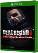 Dead Rising 3: Operation Broken Eagle Xbox One Cover Art