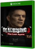 Dead Rising 3: The Last Agent Xbox One Cover Art
