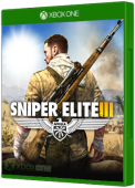 Sniper Elite 3: Hunt the Grey Wolf Xbox One Cover Art