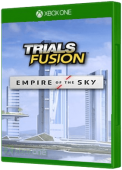 Trials Fusion: Empire of the Sky Xbox One Cover Art