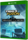 Trials Fusion: Welcome to the Abyss Xbox One Cover Art
