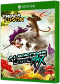 Trials Fusion: Awesome Level MAX Xbox One Cover Art