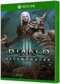 Diablo III: Ultimate Edition - Rise of the Necromancer Xbox One Cover Art