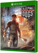 Sleeping Dogs: Definitive Edition - Year of the Snake Xbox One Cover Art