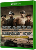 Hearts of Iron IV - La Résistance Xbox One Cover Art
