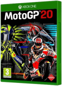 MotoGP 20 Xbox One Cover Art