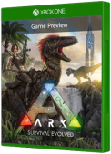 ARK: Survival Evolved Xbox One Cover Art