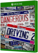 Dangerous Driving 2 Xbox One Cover Art