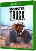 Monster Truck Championship Xbox One Cover Art