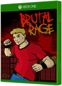 Brutal Rage Xbox One Cover Art