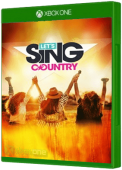 Let's Sing Country Xbox One Cover Art