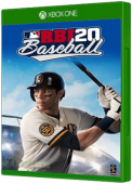 R.B.I. Baseball 20 Xbox One Cover Art