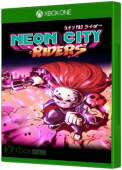 Neon City Riders Xbox One Cover Art