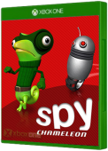 Spy Chameleon Xbox One Cover Art