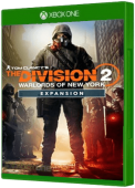 The Division 2 - Warlords of New York Xbox One Cover Art