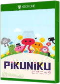 Pikuniku Xbox One Cover Art