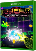 Super Destronaut: Land Wars Xbox One Cover Art