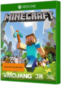 Minecraft Xbox One Cover Art