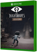 Little Nightmares - The Residence Xbox One Cover Art