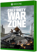 Call of Duty: Warzone Xbox One Cover Art