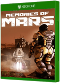Memories of Mars Xbox One Cover Art
