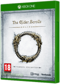 The Elder Scrolls Online: Tamriel Unlimited - Harrowstorm Xbox One Cover Art