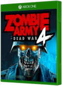 Zombie Army 4: Title Update - Undead Wood Xbox One Cover Art
