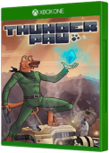 Thunder Paw Xbox One Cover Art