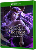 The Secret Order: Shadow Breach Xbox One Cover Art