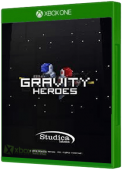 Gravity Heroes Xbox One Cover Art