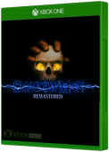 Shadow Man Remastered Xbox One Cover Art