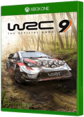 WRC 9 Xbox One Cover Art