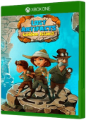 Lost Artifacts: Golden Island Xbox One Cover Art