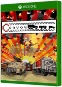 Convoy: A Tactical Roguelike Xbox One Cover Art