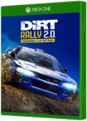 DiRT Rally 2.0: Colin McRae - FLAT OUT Pack Xbox One Cover Art