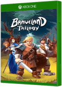 Braveland Trilogy Xbox One Cover Art