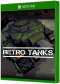 Retro Tanks Xbox One Cover Art