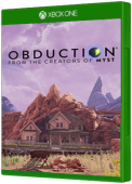 Obduction Xbox One Cover Art