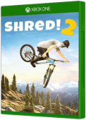 Shred! 2 ft Sam Pilgrim Xbox One Cover Art