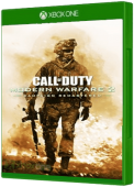 Call of Duty: Modern Warfare 2 Campaign Remastered Xbox One Cover Art