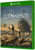 Machinarium Xbox One Cover Art