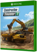 Construction Simulator 3: Console Edition Xbox One Cover Art
